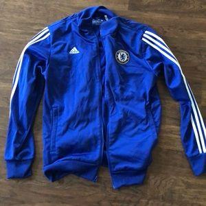 chelsea fc training jacket